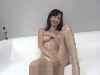 straight private casting tube